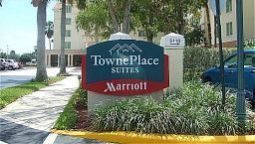 Hotel TownePlace Suites Boca Raton