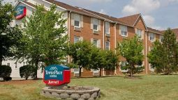 Buitenaanzicht TownePlace Suites Indianapolis Keystone