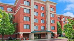 Exterior view Residence Inn Chicago Oak Brook