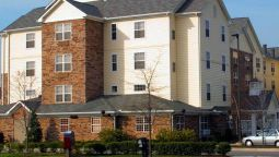 Exterior view TownePlace Suites Knoxville Cedar Bluff