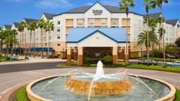 Exterior view Fairfield Inn & Suites Orlando Lake Buena Vista in the Marriott Village