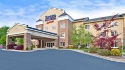 Buitenaanzicht Fairfield Inn & Suites Cherokee