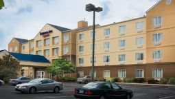 Buitenaanzicht Fairfield Inn Richmond Chester
