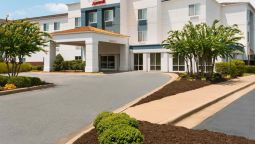 Buitenaanzicht SpringHill Suites Little Rock West