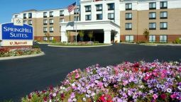 Exterior view SpringHill Suites Louisville Hurstbourne/North