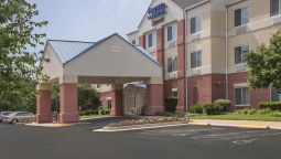 Buitenaanzicht Fairfield Inn & Suites Dulles Airport Chantilly