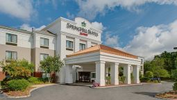 Hotel SpringHill Suites Manchester-Boston Regional Airport - Manchester (New Hampshire)