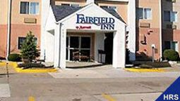 Buitenaanzicht Fairfield Inn Appleton