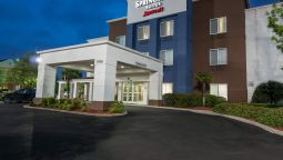 Exterior view SpringHill Suites Baton Rouge South