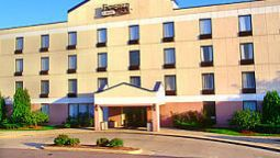 Exterior view Fairfield Inn Ann Arbor