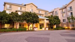 Exterior view TownePlace Suites Redwood City Redwood Shores