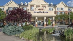 Buitenaanzicht SpringHill Suites State College