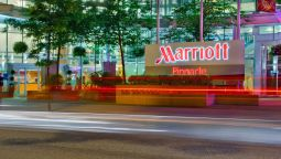 Vancouver Marriott Pinnacle Downtown Hotel - Vancouver