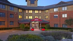 Exterior view Huntingdon Marriott Hotel