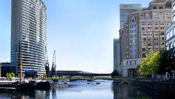 Buitenaanzicht Marriott Executive Apartments London West India Quay