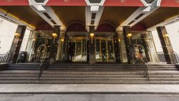Exterior view Montreal Marriott Chateau Champlain