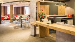 Hotel bar ibis Paris Porte de Brancion Parc des Expositions