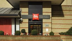 Exterior view ibis London Docklands Canary Wharf