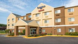 Buitenaanzicht Fairfield Inn & Suites South Bend Mishawaka