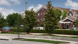 Buitenaanzicht TownePlace Suites Dallas Arlington North