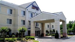Buitenaanzicht Fairfield Inn Macon West