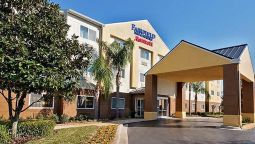 Buitenaanzicht Fairfield Inn & Suites Tampa North