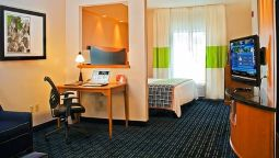 Kamers Fairfield Inn & Suites Hartford Manchester