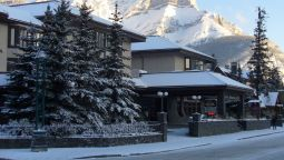Buitenaanzicht Banff International