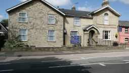 Buitenaanzicht Best Western Claydon Country House