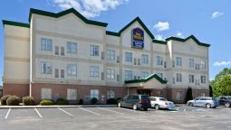 Hotel BEST WESTERN AIRPORT SUITES - Indianapolis City (Indiana)
