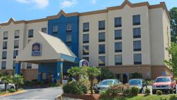 Exterior view BEST WESTERN PLUS HTL STES AIR