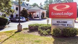 Exterior view Econo Lodge Inn & Suites Marietta