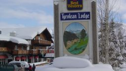 Exterior view BEST WESTERN TYROLEAN LODGE