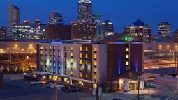 Buitenaanzicht Holiday Inn Express & Suites INDIANAPOLIS DTN-CONV CTR AREA