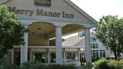 BEST WESTERN MERRY MANOR INN - South Portland (Maine)