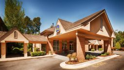 Hotel BEST WESTERN RALEIGH N DWNTN - Raleigh (North Carolina)
