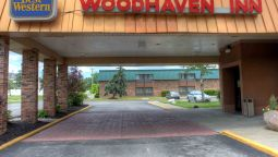 Exterior view BEST WESTERN WOODHAVEN INN -WOODHAVEN