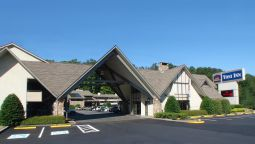 Exterior view BEST WESTERN TONI MOTEL -PIGEON FORGE