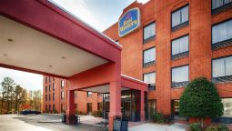 Buitenaanzicht BEST WESTERN EXECUTIVE HOTEL