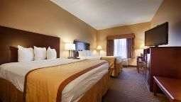 Kamers BEST WESTERN EXECUTIVE HOTEL
