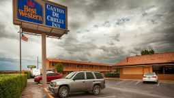 Buitenaanzicht BEST WESTERN CANYON DE CHELLY