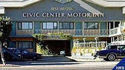 Buitenaanzicht CIVIC CENTER MOTOR INN