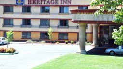 BW HERITAGE INN - CHICO - Chico (California)