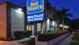 Exterior view BW ROYAL PALACE INN AND SUITES