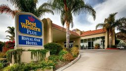 Exterior view BEST WESTERN PLUS ROYAL OAK