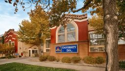 Exterior view BEST WESTERN UNIVERSITY INN