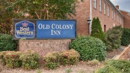 Exterior view BEST WESTERN OLD COLONY INN