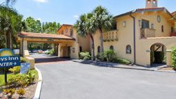 Exterior view DAYS INN & SUITES ALTAMONTE SP