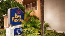 Exterior view BEST WESTERN SPANISH QUARTERS