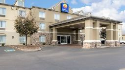 Exterior view Comfort Inn & Suites Airport and Expo